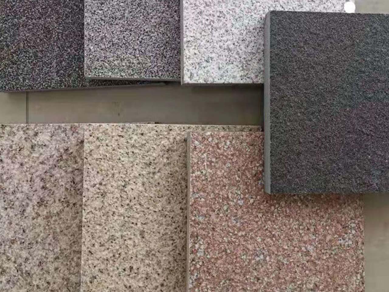室外地面铺什么?首选国达陶瓷生态庭院石