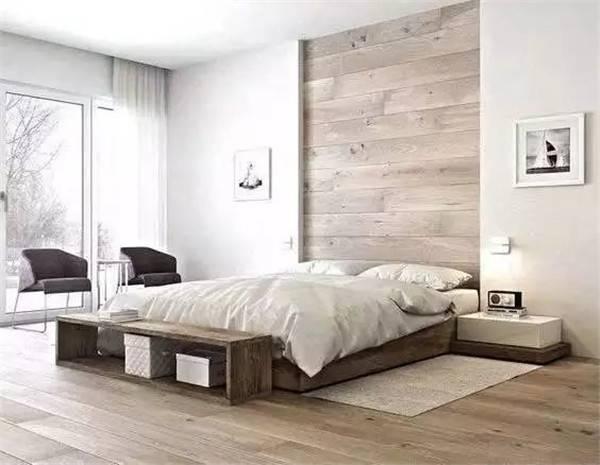 木紋磚上墻,效果超過瓷片!