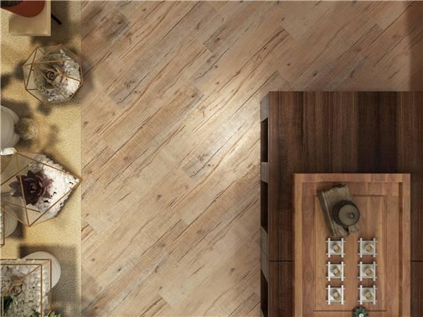 不比不知道,木紋磚PK木地板,結果明顯!
